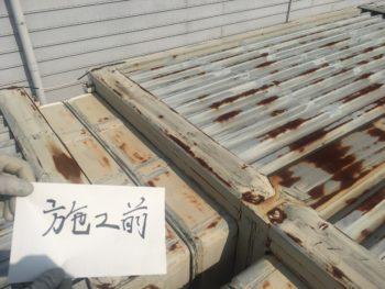 徳島 ハイム 劣化 塗装 屋根