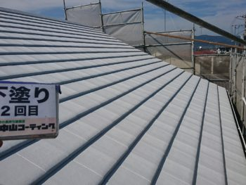 GAISO 吉野川市 屋根塗装