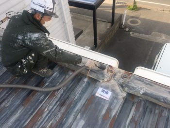 屋根塗装 セキスイハイム 徳島 アステック