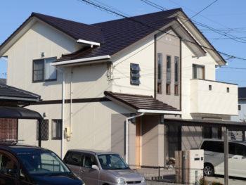 徳島県吉野川市 屋根外壁塗装 高耐久無機塗料