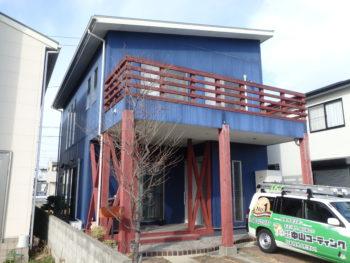 徳島市 屋根外壁塗装屋 T様邸
