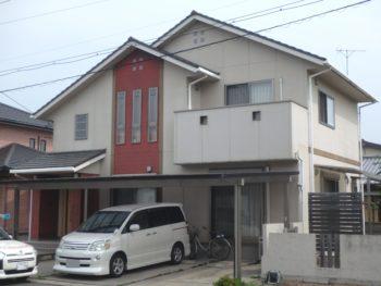 山川町 塗装 外壁 屋根