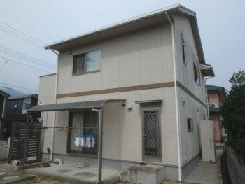 吉野川市 塗替え 塗装 外壁