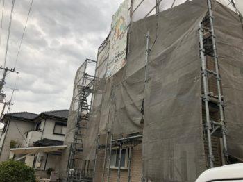 阿南市 外壁塗装・屋根塗装 K様邸