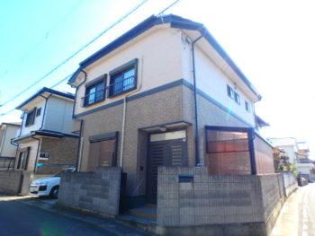 徳島市 無機外壁・屋根塗装