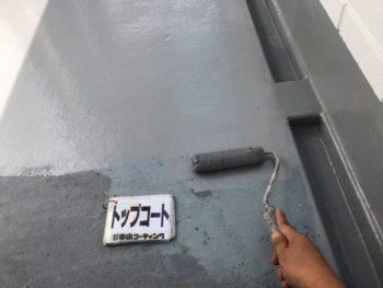 阿南市 防水工事 塗装