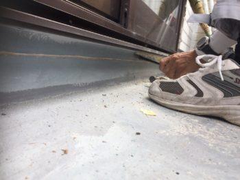雨漏り サッシ 取り換え 窓枠