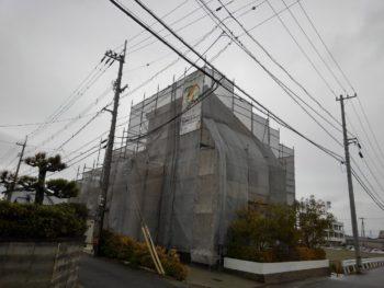 サイディングボード張替え塗装 中山コーティング 徳島市