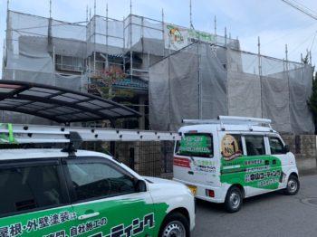 匠 塗装 住宅建築 徳島