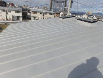 ガルバ 塗装 徳島 屋根