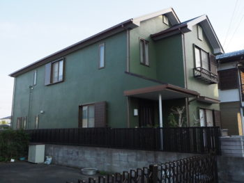 徳島市 外壁塗装 屋根塗装 ラジカル制御