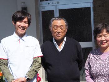 徳島市 防水工事を行い水弾き施工