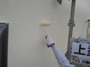 窓 上塗り 塗装 超低汚染リファイン