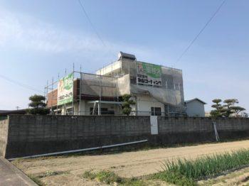 徳島市 国府町 塗装 防水