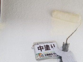 中塗り リファイン フッ素 窓 塗装