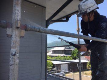 土成町土成 塗装工事 中山コーティング