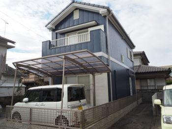 GAISO フッ素 徳島 塗装