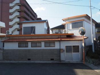 外壁|リフォーム|徳島|施工事例