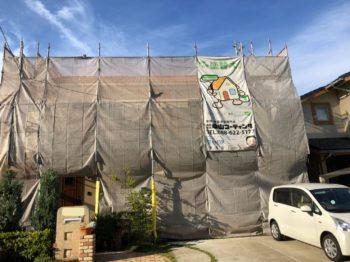 板野郡松茂町 塗装業者 中山コーティングです