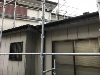 徳島市 新浜町 洗浄 外壁
