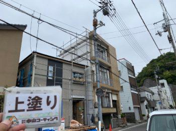 徳島 タマホーム ALC外壁塗装