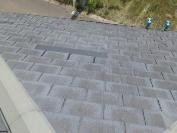 屋根 劣化 施工前 徳島県