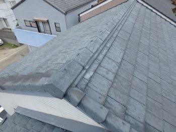 住宅 塗装 徳島県 八万町 屋根