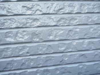 徳島県 完工後 外壁 グレー