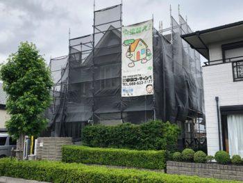 徳島県阿南市で塗装を行っています。