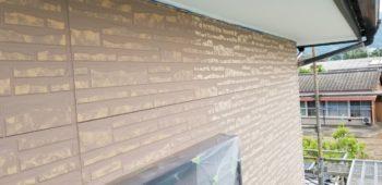 阿波市 外壁塗装を行っております。