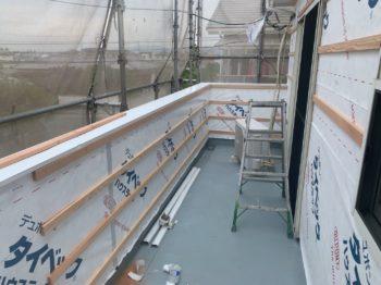 徳島で外壁張替えを行っています。