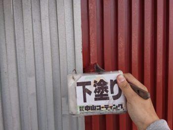 錆止め 外壁 鉄部 徳島県 塗装