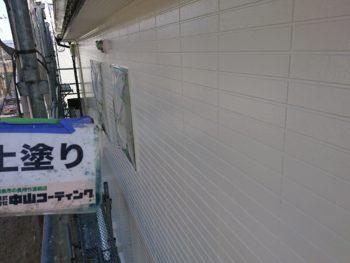 外壁 徳島県 阿波市 塗装 ガイソーウォール無機F