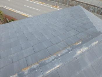 屋根 劣化 施工前 徳島 丈六