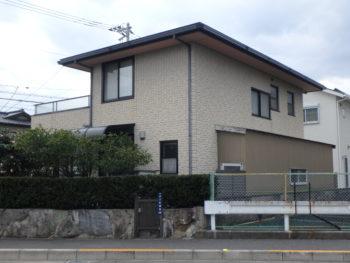 丈六 住宅 塗装 施工前 徳島