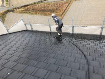 洗浄 屋根 瓦 とくしま 大野