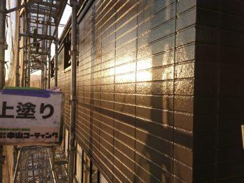 徳島県 阿南市 ガイソーウォール無機F 塗装 外壁