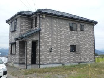 徳島県 阿波市 施工前 塗装 住宅