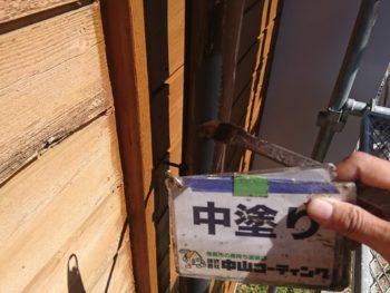木部 徳島県 塗装 外壁