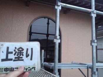 塗装 徳島県 大原町 外壁 スーパーセランフレックス