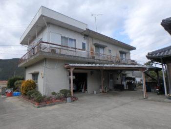施工前 納屋 塗装 徳島県 阿南市