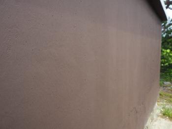 外壁 塗装 徳島県 施工後 倉庫
