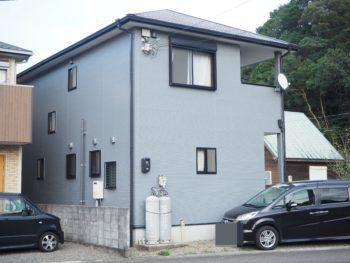 徳島 屋根 外壁 塗装 関西ペイント