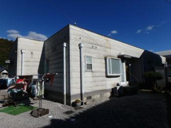 裏面 塗装 施工前 徳島