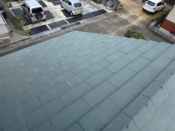塗装 徳島県 施工前 屋根