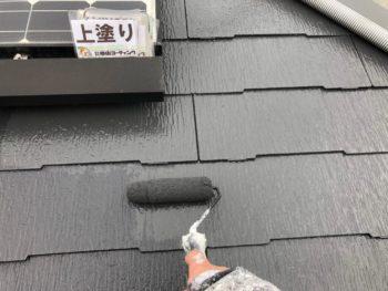 鳴門 徳島 ルーフガード無機 塗装 屋根