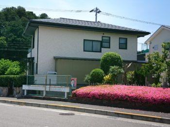 住宅 塗装 施工後 全体 徳島