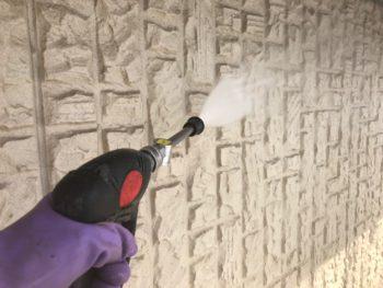 徳島 外壁 住宅 洗浄
