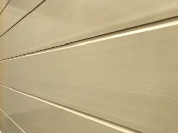 外壁 施工後 塗装 ツヤあり