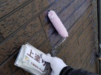 徳島県 阿波市 塗装 クリア 外壁